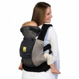 Lillebaby - Airflow Carrier - Grey - Lifestyle 4