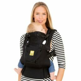 lillebabyaus-complete-carrier-airflow-black